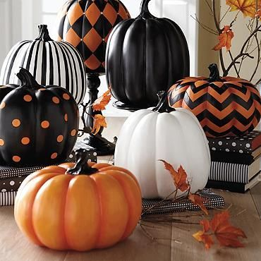 halloween_decoración_ideas_inspiraciones_calabazas_decoradas