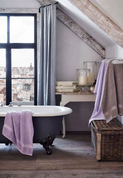 Interiores-parisinos-inspiración-decoración-baño