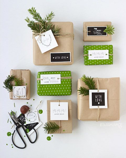 Gift Wrapping Ideas...
