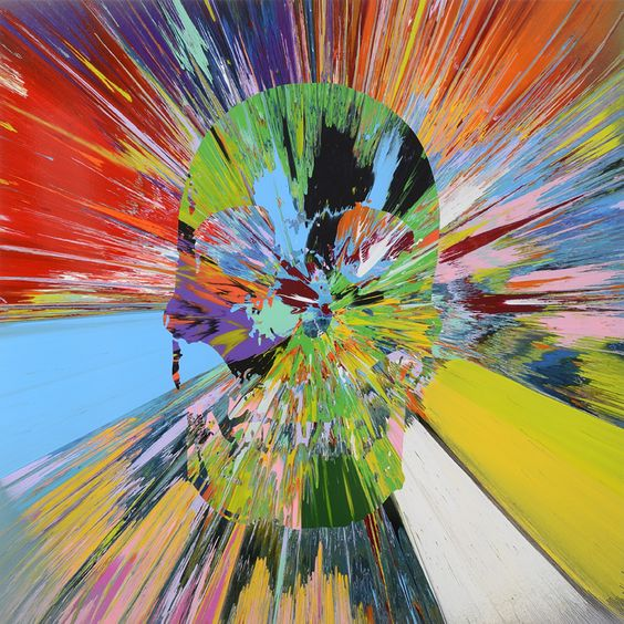 Damien_Hirst_arte_polémica_Spin paintings