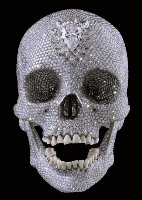 Damien_Hirst_arte_polémica_For the Love of God