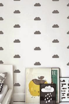 Decorar con nubes