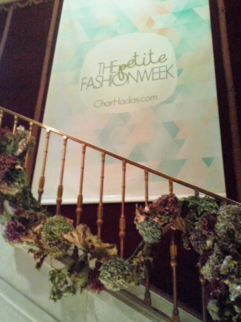 The Petite Fashion Week y #EmprendeandTweed mi sábado en Madrid