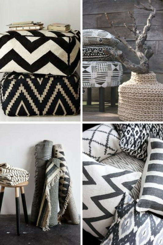 Estampados_étnicos_tendencia _decoración_prints_inspiraciones_ideas_diy