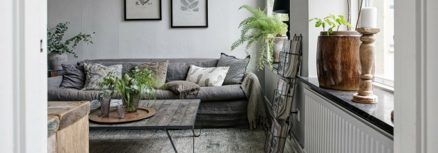 Raw, una nueva tendencia en decoración