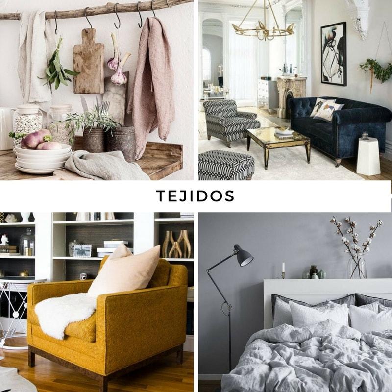 tendencias_en_decoración_2017_decoinspiración_Tejidos_Terciopelo_Tweed_Tejidos naturales