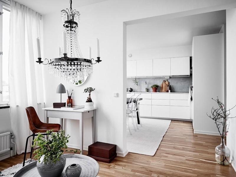 Decorar_con_plantas_de_interior_un_mini_piso_decoinspirción_decolook_espacio_trabajo_salón