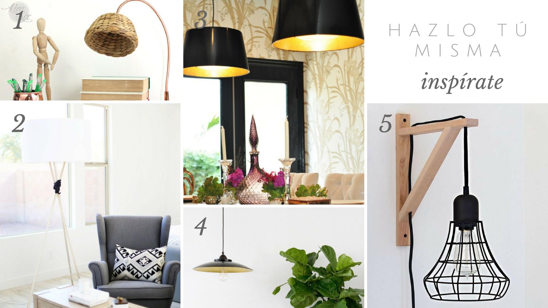 5 Ikea Hacks Para Hacer Tus Propias L Mparas El Pais De Sarah # Hackeando Muebles De Ikea